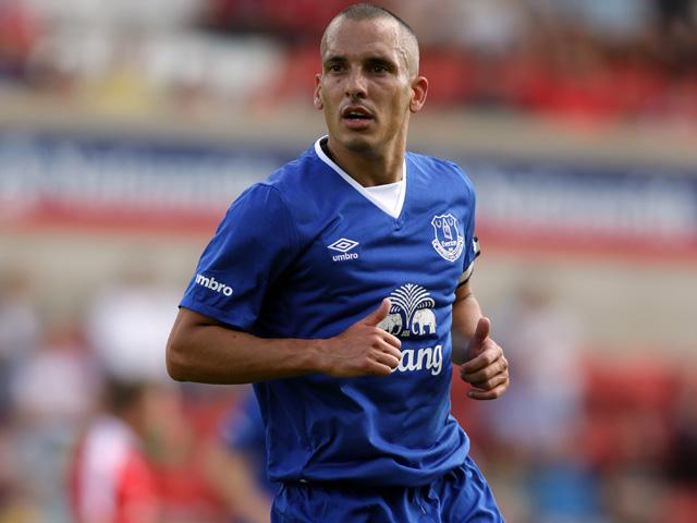 Leon Osman has helped Everton rally after disappointing campaigns on countless occasions