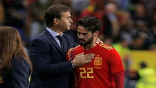Julen Lopetegui has made a good job of integrating new talent into the Spain set-up