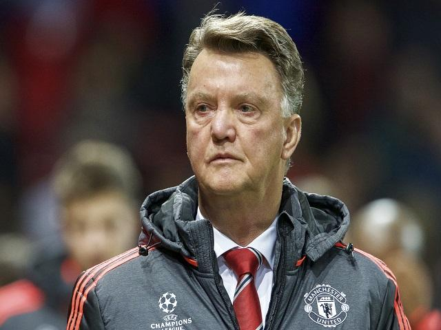 Under-fire United boss Louis van Gaal needs a big result this weekend