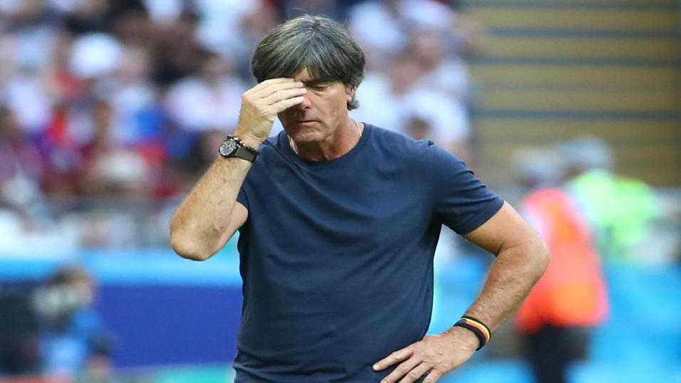 Netherlands Hammer Germany To Increase Pressure On Loew