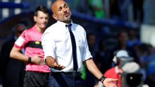 Inter coach Luciano Spalletti
