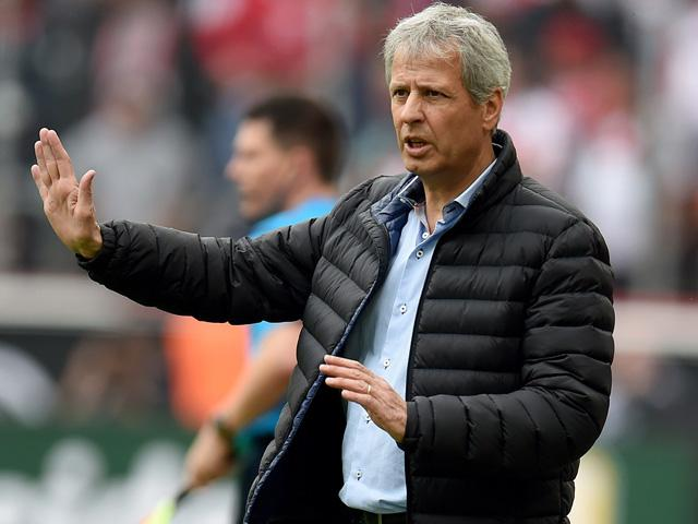 Lucien Favre has achieved something of substance at every club that he has managed