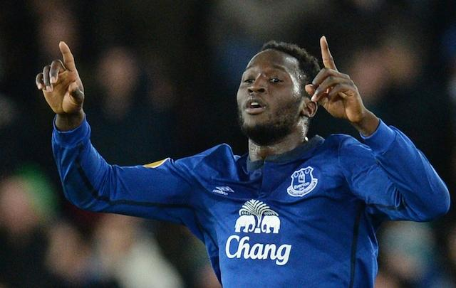 Romelu Lukaku can add to his tally of five league goals