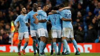 Manchester City recorded a late victory at Huddersfield to move eight points clear