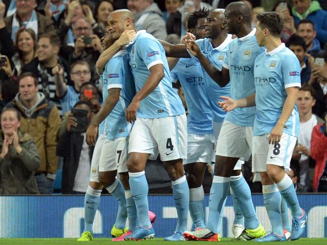 Man City led but then lost their first Champions League group game against Juventus