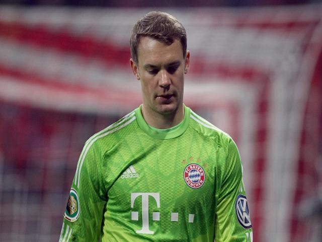 If there's one man who can keep Messi and co. at bay it's Manuel Neuer