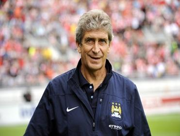 Will Manuel Pellegrini be smiling again after Manchester City's game with Chelsea?