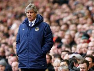 Manuel Pellegrini is leaving Manchester City this summer - but still has a title to win