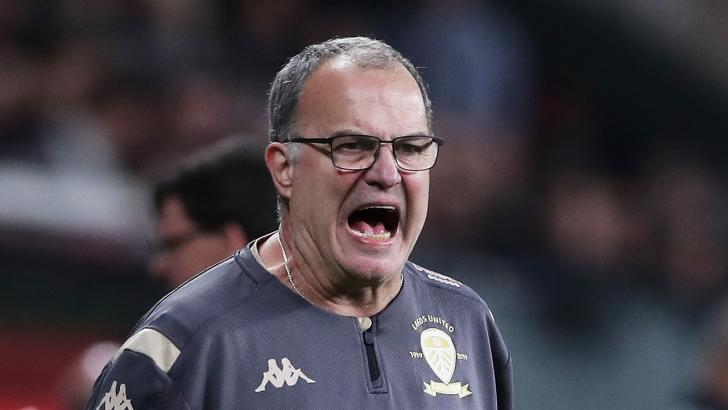 Leeds United manager - Marcelo Bielsa