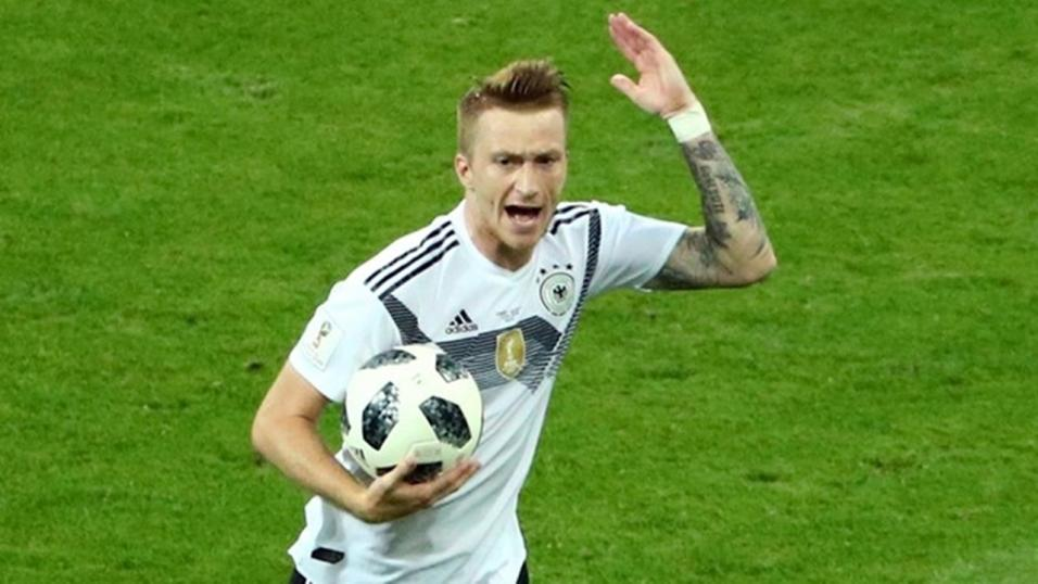 Germany forward- Marco Reus