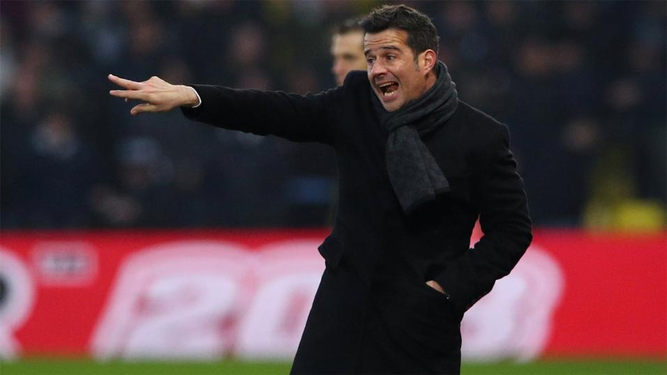 Ex-Watford manager Marco Silva