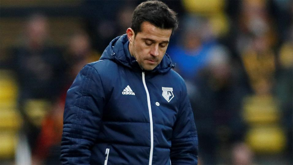 Marco Silva has problems to deal with at Everton