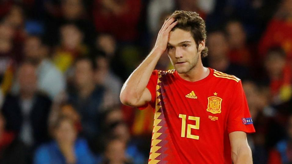 Marcos Alonso Spain Defender