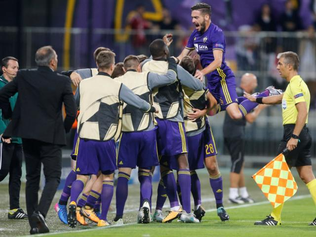 Will Maribor be celebrating after their match with Spartak Moscow?