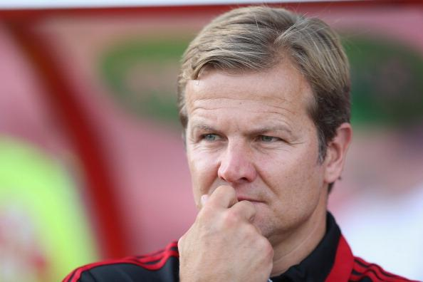 Mark Cooper, the Forest Green manager