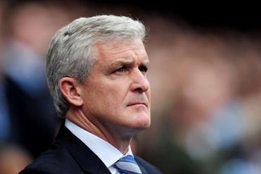 WIll Mark Hughes be able to inspire his Stoke side against confident Southampton?