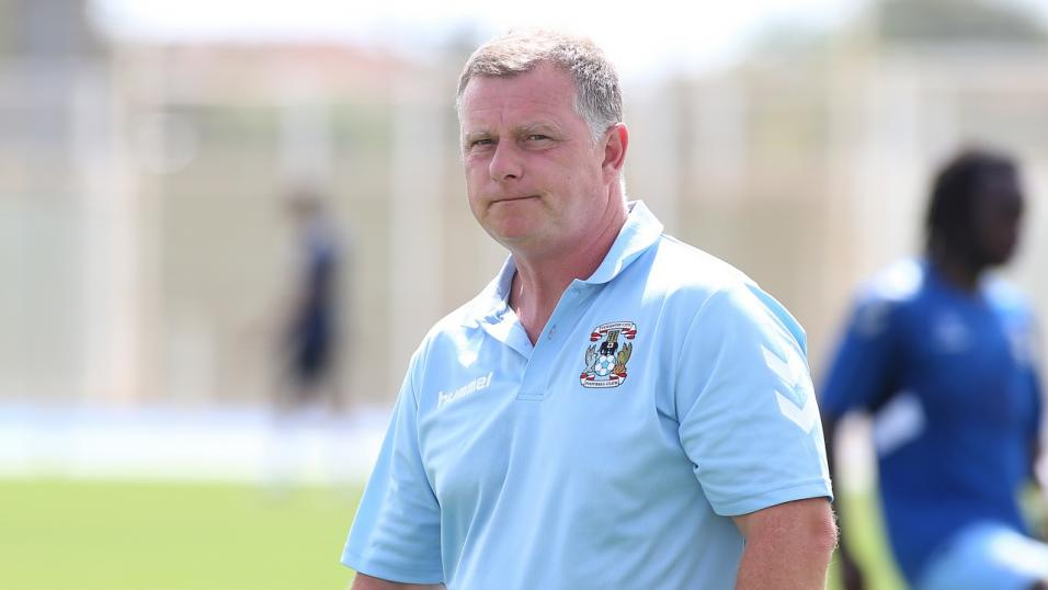 Mark Robins - Coventry