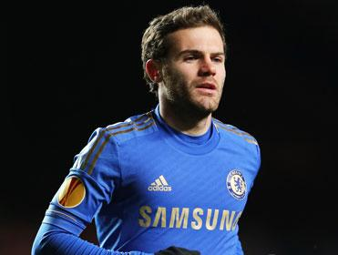 Can Mata impress Jose at Swindon?