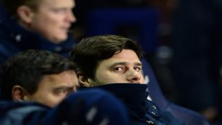 Spurs coach Mauricio Pochettino