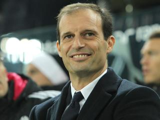 Massimiliano Allegri is on the verge of securing another title for Juventus