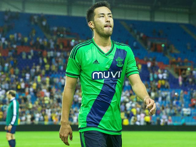 Maya Yoshida has made the most of his chances at Southampton and is now one of their more established players.
