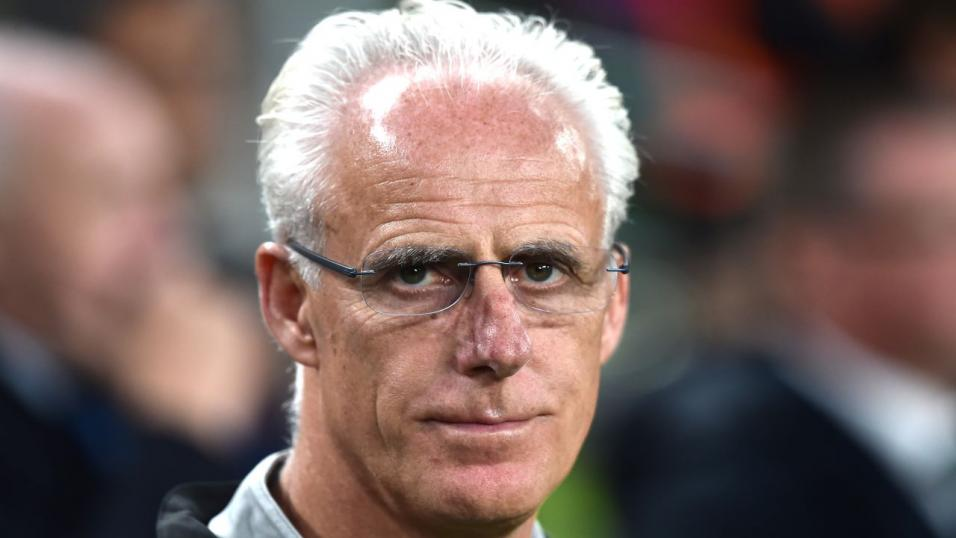 Cardiff City manager - Mick McCarthy