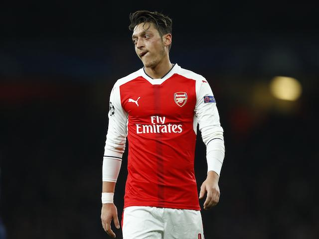Arsenal need a big performance from Mesut Ozil