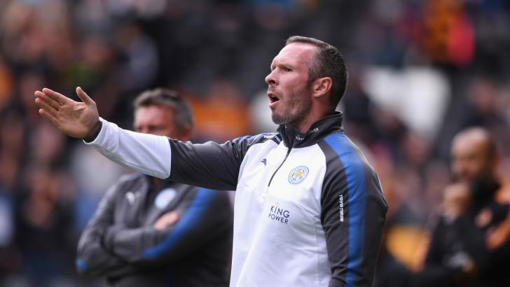 Lincoln City manager - Michael Appleton
