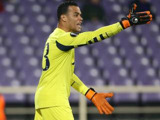 Michel Vorm was denied a clean sheet away to Colchester in the FA Cup fourth round