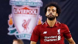 Liverpool forward Mo Salah