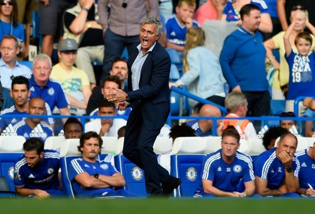 Can Chelsea finally put a smile on Jose Mourinho's face?