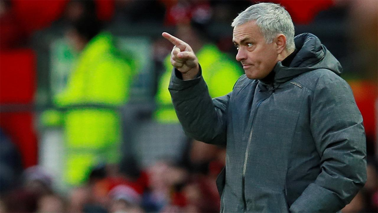 Jose Mourinho's side aim to bounce-back after defeat to Man City