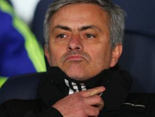 Will Jose Mourinho be smiling after Chelsea's match with West Ham?