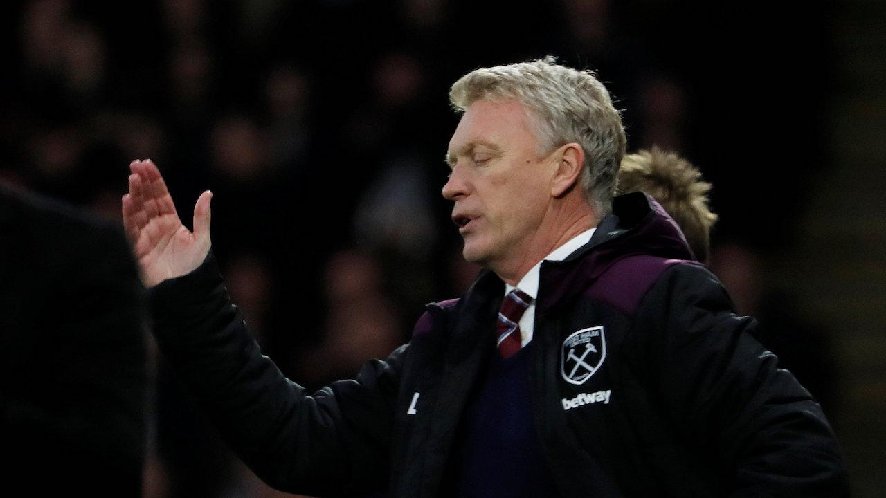 David Moyes is trying to tighten up and toughen up West Ham