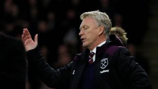 David Moyes was not pleased with what he saw against Watford
