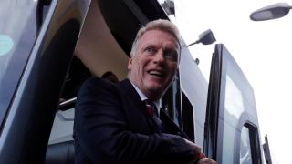 David Moyes is still searching for his first West Ham victory