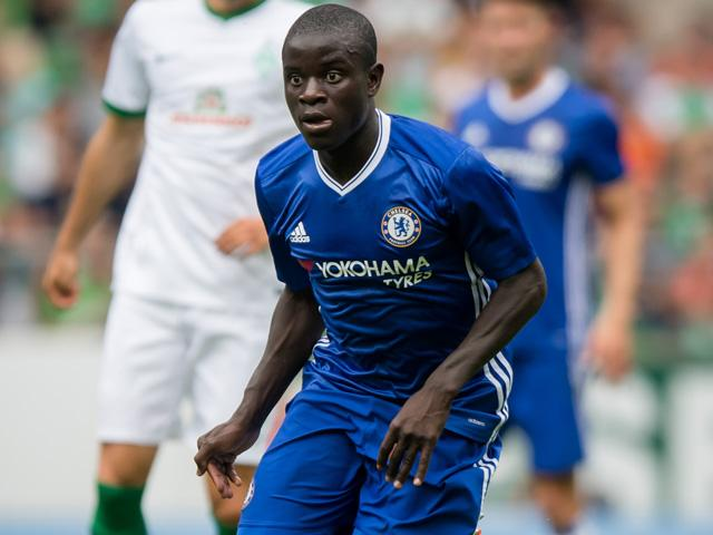 Graeme found it impossible to leave N'Golo Kante out of his team of the year