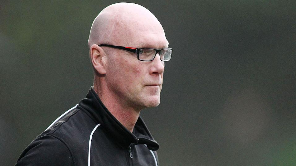 Neil Aspin, the Port Vale manager