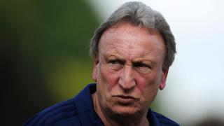 Crystal Palace manager Neil Warnock.