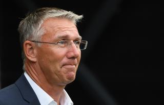 Hull City manager - Nigel Adkins