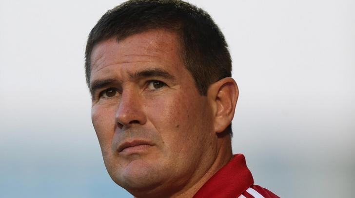 Nigel Clough, the Mansfield Town manager