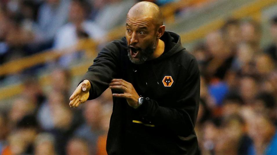 Nuno Espirito Santo of Wolves