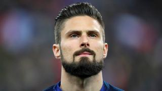 France forward Olivier Giroud