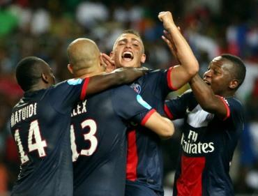 Will PSG be celebrating against Benfica on Wednesday night?