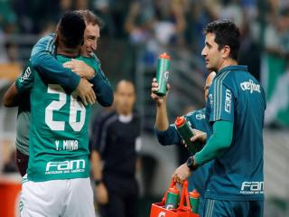 Palmeiras are getting their campaign back on track