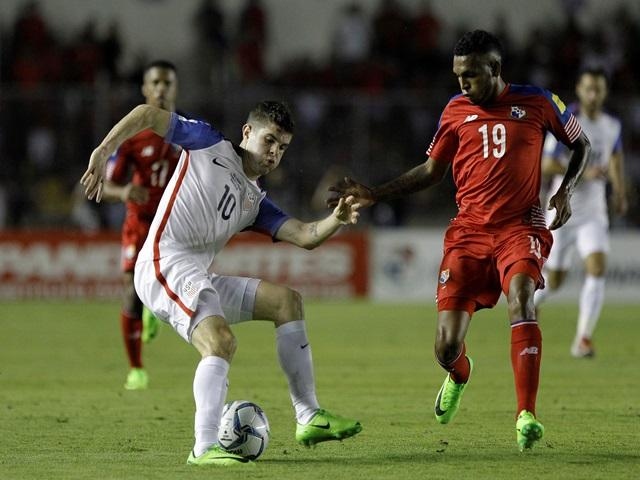 Panama matched the USA in their last CONCACAF game
