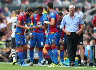 Can Crystal Palace reach their first FA Cup final since 1990, when Alan Pardew was in the side?