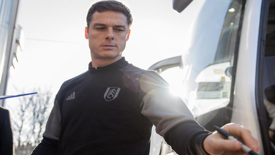 Fulham manager - Scott Parker