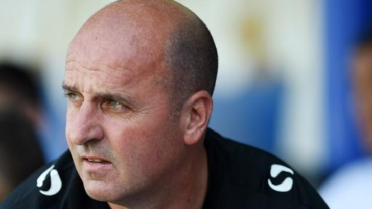 Ipswich manager Paul Cook