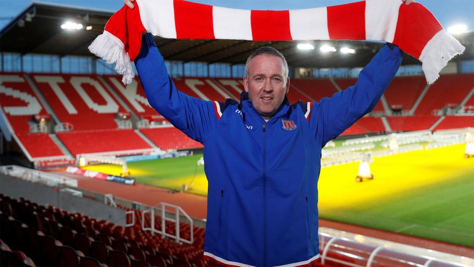Can Paul Lambert inspire Stoke when they take on Brighton?